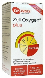 Zell Oxygen® plus Dr. Wolz 250 ml