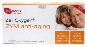 Zell Oxygen® ZYM anti-aging Dr. Wolz