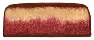 Zotter – Ciocolata bio facuta manual cu zmeura si nuca de cocos, 70g