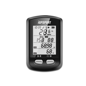 Ciclocomputer GPS iGS 10