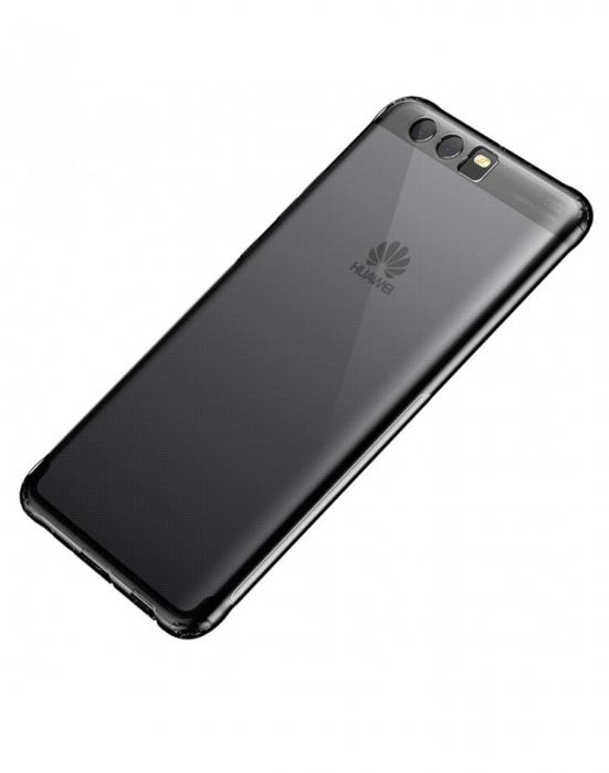 Carcasa protectie spate BASEUS din gel TPU pentru Huawei P10 Plus, transparenta