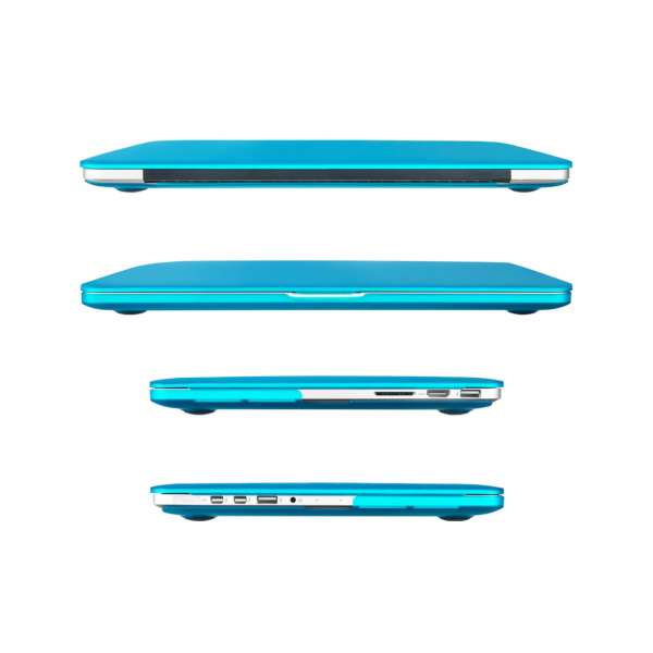 Carcasa protectie slim din plastic pentru MacBook Pro 15.4 inch (Non Retina) - amiplus.ro