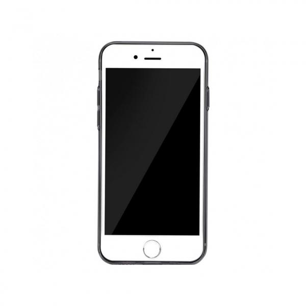 Carcasa protectie spate cu dopuri anti-praf pentru iPhone 7 Plus / iPhone 8 Plus