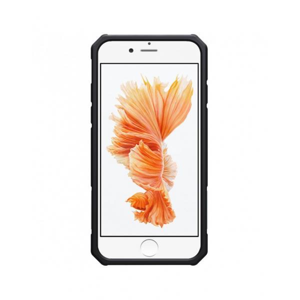 Carcasa protectie spate Defender II pentru iPhone 7 4.7 inch, neagra