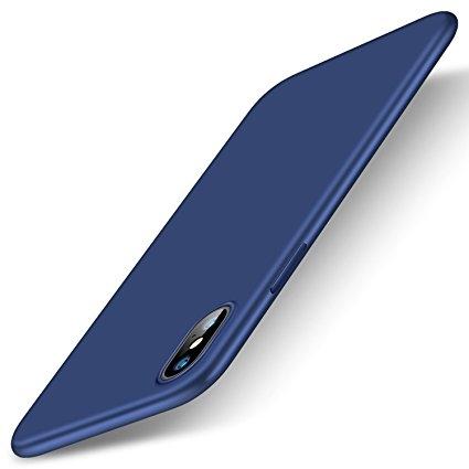 Carcasa protectie spate din gel TPU 0.6 mm pentru iPhone X