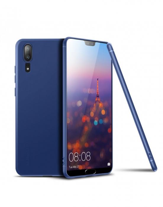 Carcasa protectie spate din gel TPU pentru Huawei P20