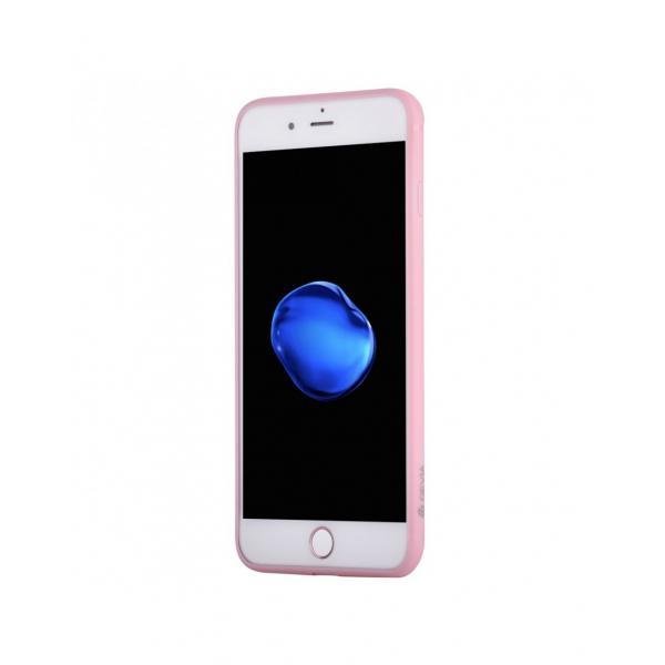 Carcasa protectie spate din gel TPU pentru iPhone 7