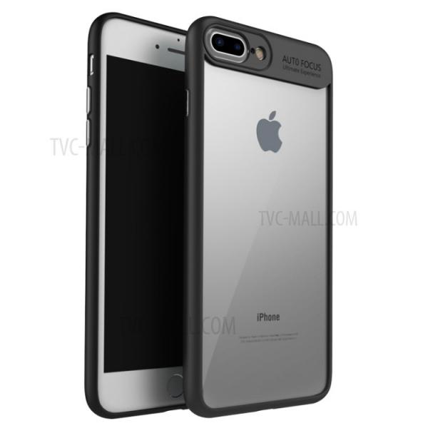 Carcasa protectie spate din gel TPU si acrilic pentru  iPhone 8 Plus / 7 Plus 5.5 inch