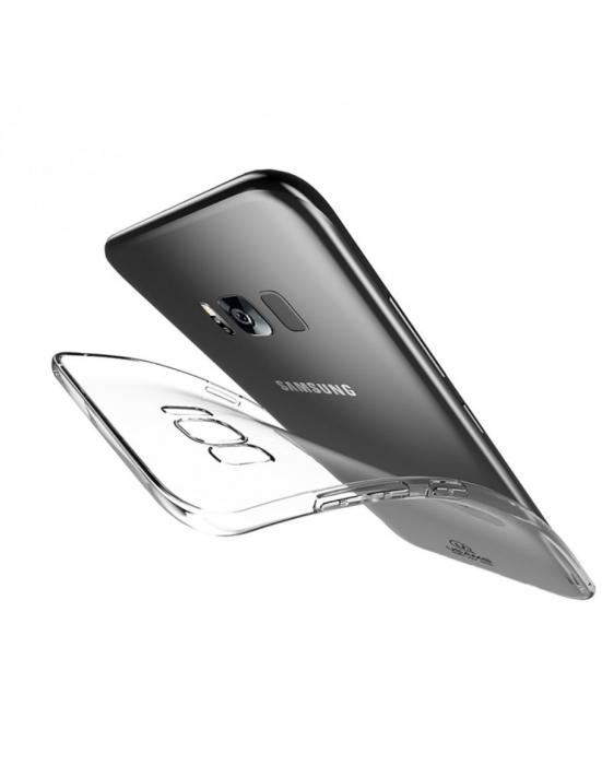 Carcasa protectie spate din gel TPU Usams pentru Samsung Galaxy S8+ G955