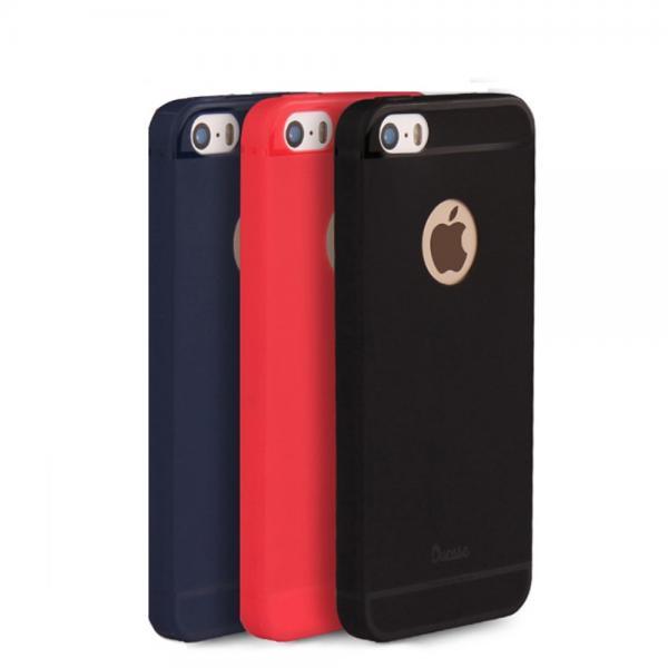 Carcasa protectie silicon iPhone 5S / SE / 5