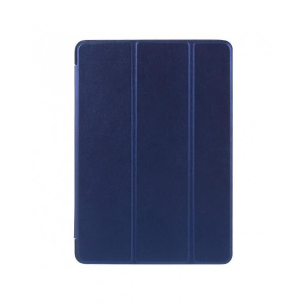 Husa de protectie cu carcasa spate din silicon pentru iPad 9.7 (2017/2018), neagra