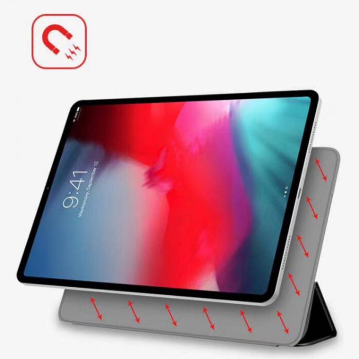 Husa de protectie din piele ecologica pentru iPad Pro 11'' (2018)