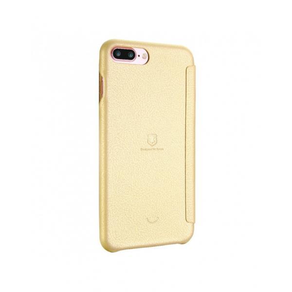Husa protectie Flip Cover LENUO pentru iPHone 7 Plus 5.5 inch