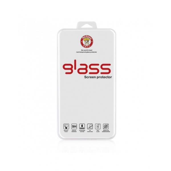 Sticla securizata HAT PRINCE cu rama de aluminiu pentru iPhone 7 4.7 inch