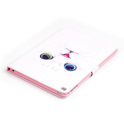 """Husa protectie imprimata cu """"Pisica"""" pentru iPad Mini 4"""