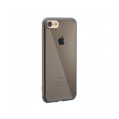 Carcasa protectie BASEUS din gel TPU pentru iPhone 7 4.7 inch, neagra