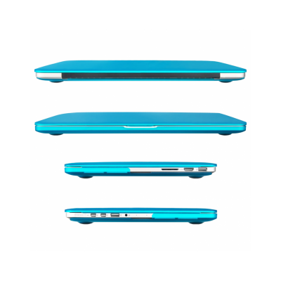 Carcasa protectie slim din plastic pentru MacBook Pro 15.4 inch (Non Retina)