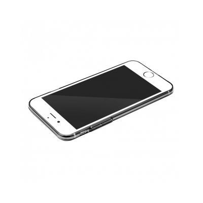 Carcasa protectie spate BASEUS cu dopuri anti-praf pentru iPhone 7, neagra