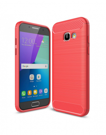 Carcasa protectie spate din gel TPU pentru Samsung Galaxy A3 (2017)