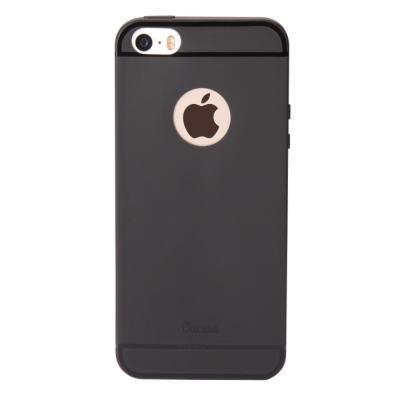 Carcasa protectie spate din silicon pentru iPhone SE / 5S / 5
