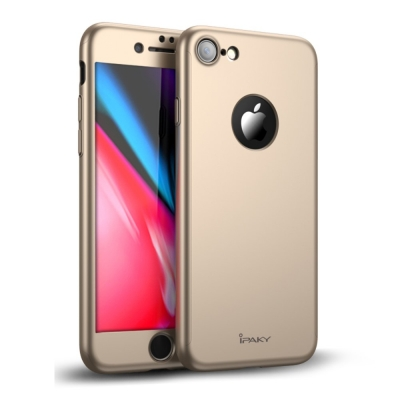 Husa protectie completa IPAKY pentru iPhone 8