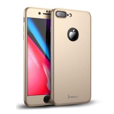 Husa protectie completa IPAKY pentru iPhone 8 Plus