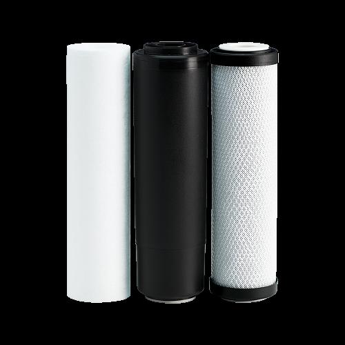 Set filtre de schimb Advance Ecosoft 1-2-3 pentru sisteme de filtrare