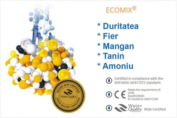 Statie de deferizare cu Ecomix Atlantic-S12V