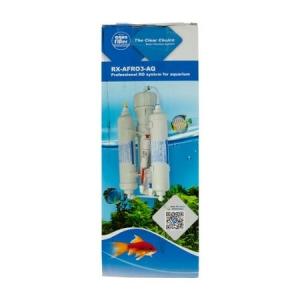 Sistem de filtrare a apei Aquafilter cu osmoza inversa pentru acvarii