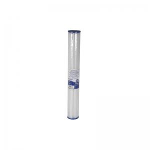 "Cartus filtrant lavabil din poliester plisat 20"" - Long Aquafilter FCCEL-L"