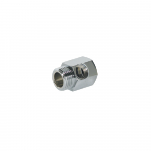 "Adaptor reductie din alama 3/8"" FE - 3/8"" FI - 1/4"" FI - FT03"
