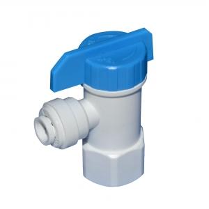 Robinet Valva pentru tanc sistem de filtrare cu osmoza inversa