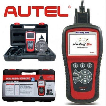 Autel Maxidiag Md802 All Systems