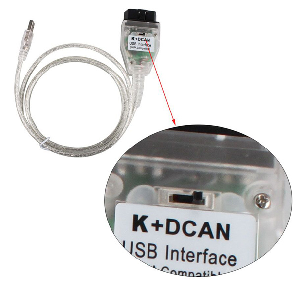 Bmw Inpa K+Dcan Switch