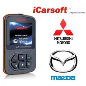 Mitsubishi,Mazda Icarsoft