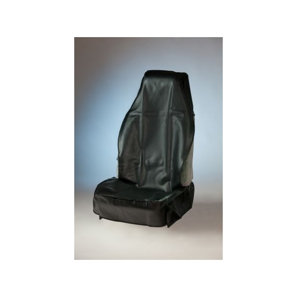 Husa scaun 65 x 135 cm, piele sintetica, refolosibil