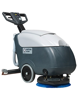 Aparat spalat podele industrial rezervor solutie curatare 23 litri