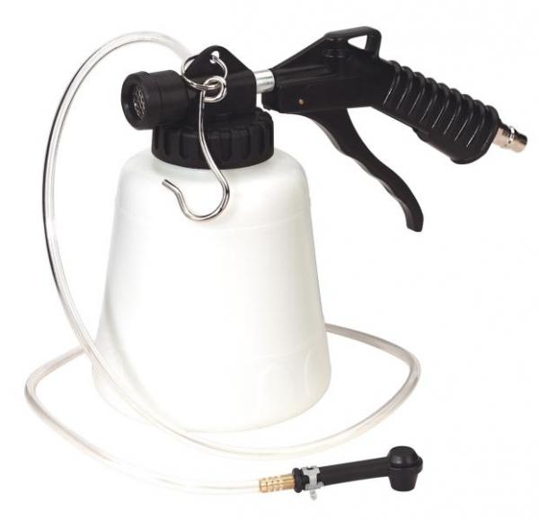 Aparat aerisit schimbat lichidul de frana sau ambreaje hidraulice rezervor 1L  Sealey