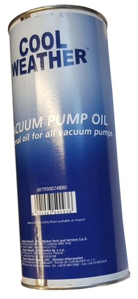 Ulei pompa vacuum bidon  1l