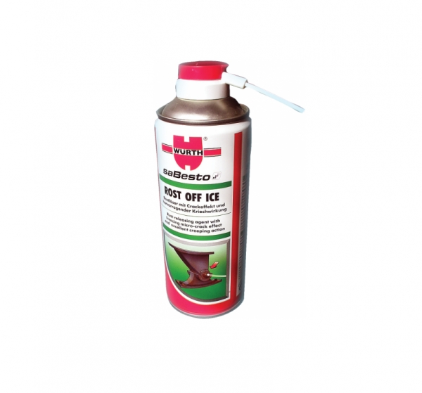 Spray degripant ROST OFF ICE, Wurth 400 ml