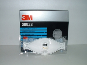 Masca P2 pliabila, supapa expiratie pachet de 10 buc  3M