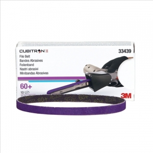 SET 10 BENZI CUBITRON II FILE BELT  P60  3M