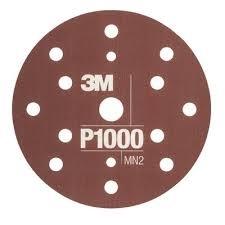 Disc abraziv flefibil hookit P1000 pachet de 25 buc  3M