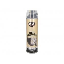 Spray pentru reparatii anvelope, K2 535ml