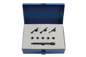 Kit inserții filetate bujii M8 x 1mm Laser Tools