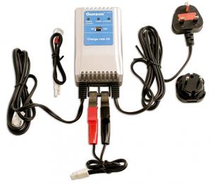 Microprocesor încărcător baterie 10 amp Laser Tools