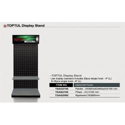 Display stand Cadru metalic 2100mm  Toptul