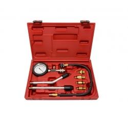 Trusa testare compresie/compresmetru benzina 0-20 Bari, Force