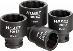"Set 4 tubulare bihexagon de impact 1/2"" 24-30-32-36 mm"