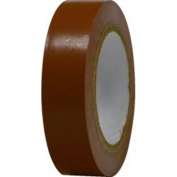 Pachet 10 bucati Banda izolatoare PVC maro